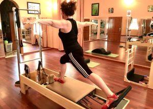 Thanks to Pilates I'm running stronger and longer